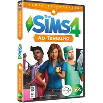 The Sims 4-pc + Expansão Ao Trabalho - *frete Gratis
