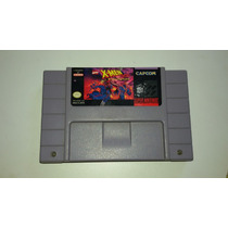 X-men Do Super Nintendo 100% Original
