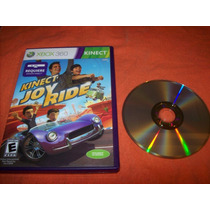 Kinect Joy Ride Xbox 360 Original