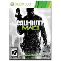 Call Of Duty Mw3. ! Jogos Xbox 360