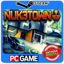 Call Of Duty: Black Ops Iii - Nuk3town Map Dlc Steam Cd-key