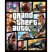 Grand Theft Auto V , Pc Original - Cd Key.