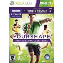 Your Shape Fitness Evolved 2012 - Perfeito Estado