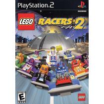 Patch Lego Racers 2 Ps2 Frete Gratis