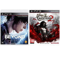 Beyond Two Souls + Castlevania Lords Of Shadow 2 Rcr Games