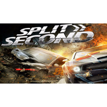 Split Second + Need For Speed Hot Pursuit Hp Ps3 Playstation