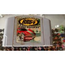 Game Nintendo 64 Rr 64 Ridge Racer 64