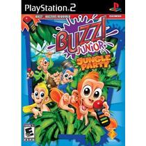 Jogo Buzz! Junior Jungle Party Orignal Para Ps2 A6710