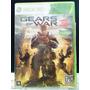 Jogo Gears Of War 3 Xbox 360, Original, Novo, Lacrado