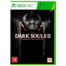 Dark Souls Ii: Scholar Of The First Sin Xbox 360 - Bandai