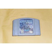 Cartucho De Nintendo 64 Knife Edge Original