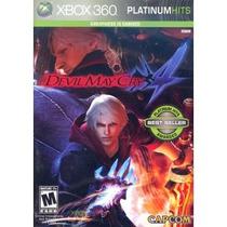 Devil My Cry 4 Xbox 360 Platinum Hits Original Semi Novo