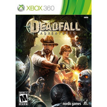 Deadfall Adventures Xbox360 Ntsc