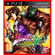 Jojo S Bizarre Adventure All Stars Battle Ps3 Psn Luta
