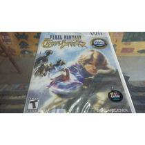 Jogo Final Fantasy: The Crystal Bearers Wii Original Lacrado