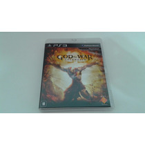 God Of War Ascension --semi-novo-- Playstation 3