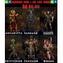 Diablo 3 Ros Pack 21 Gemas Lendarias + Mat Cubo Kanai