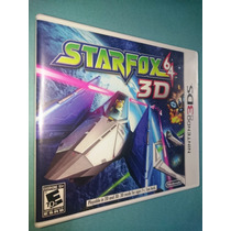 Star Fox 64 3d - 100% Ok, Americano, Completo, Impecável