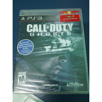 Call Of Duty Ghosts ( Jogo Original Ps3 ) Mídia Fisica