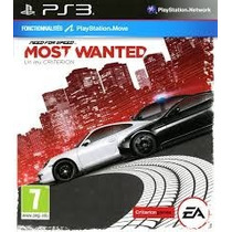 Need For Speed Most Wanted + The Run Ps3