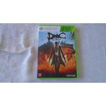 Devil May Cry Dmc Xbox 360