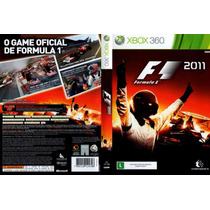 F1 2011 Jogo Original Para Playstation 3 Ps3 Semi Novo 100%