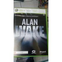 Game Xbox 360 Alan Wake