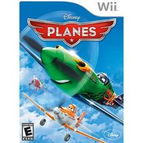 Wii U Jogo Disney Planes Original Lacrado Novo