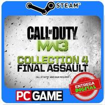 Call Of Duty Mw 3 Collection Dlc Final Assault Steam Cd-key