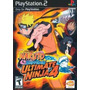 Jogo Ps2 - Naruto - Ultimate Ninja 4