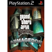 Gta San Andreas Armageddon Ps2 Patch - Impresso
