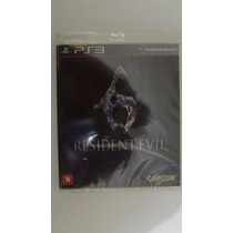 Resident Evil 6 Ps3 Mídia Física - Novo E Lacrado
