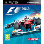 Ps3 - Formula 1 2012 - Midia Fisica - Semi Novo