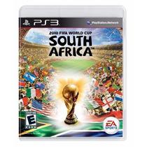 Fifa 2010 World Cup South Africa Ps3 - Usado - Frete Grátis*