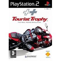 Tourist Trophy The Real Riding Sim Ps2 Patch - Frete Só 6,00