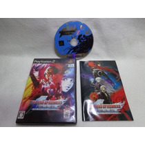 The King Of Fighters Unlimited Match 2002 - Original P/ Ps2