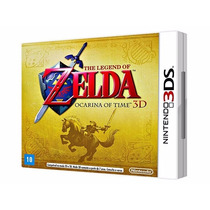 The Legend Of Zelda Ocarina Of Time 3d Nintendo 3ds P Entreg