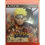 Naruto Shippuden Ultimate Ninja Storm Generations Ps3 Fr Grt