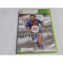 Fifa 13 Xbox Original Usado