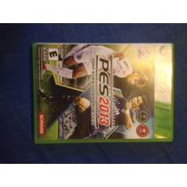 Pes 2013 Original- Xbox 360