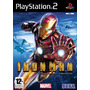 Iron Man - Homem De Ferro - Playstation 2 Frete Gratis.