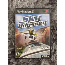 Novo Jogo Sky Odyssey Original Ps2 Caixa Manual 100%