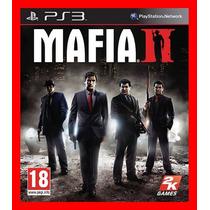 Mafia 2 Midia Fisica Usado - Ps3