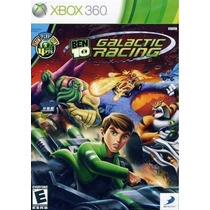 Xbox 360 - Ben 10 Galactic Corrida