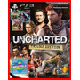 Trilogia Uncharted Ps3 Psn Edicao Game Of The Year Promocao!