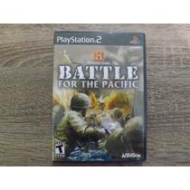 Battle For The Pacific Para Ps2! Original E Lacrado