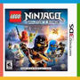 Lego Ninjago Shadow Of Ronin Para Nintendo 3ds