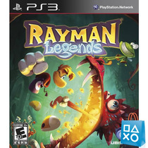 Rayman Legends - Original Ps3 - Em Português