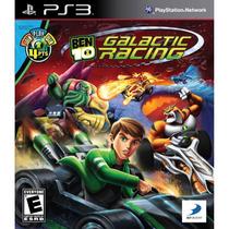 Jogo Ps3 - Ben 10 Galactic Racing