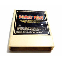 Donkey Kong Original Coleco 2600 Supergame Dactar Cce